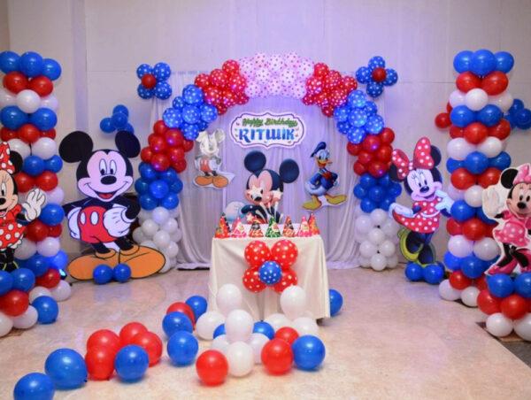 Kids Birthday Theme Decoration