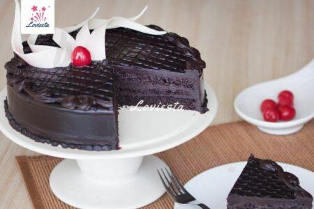 Premium Chocolate Truffle Cake Delivery