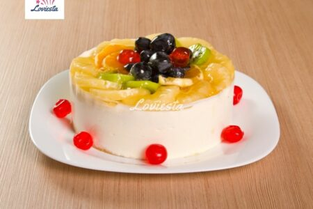 Premium Fruit Cake Delivery At Home
