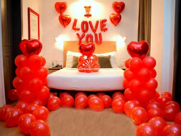 Hotel Room Stay With Decoration Loviesta