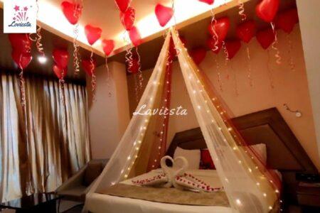 Romantic Stay Under Canopy Mumbai