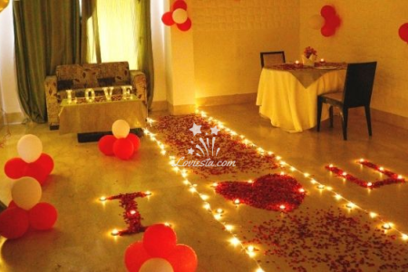 Magnificent Romantic Dinner Date