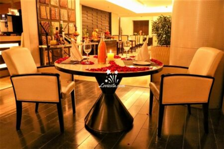 Romantic Candlelight at Country Inn & Suites By Radisson Gurugram