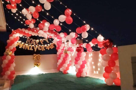 Rooftop Decoration At Home
