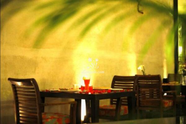 Romantic Candlelight Dinner At Arena Taj Deccan in Hyderabad