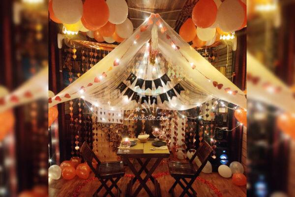 Private Candlelight Dinner At Janakpuri, West Delhi, Delhi