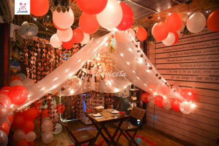 Private Candlelight Dinner in Rababi Food Studio Janakpuri