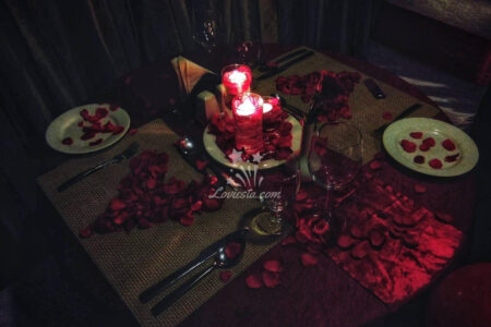 Candlelight Dinner At Royal Orchid Suites Bangalore