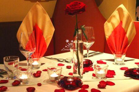 Romantic Candlelight Dinner Lemon Tree Premier Pune
