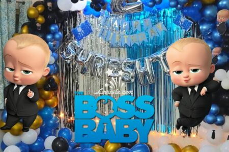 Boss baby Decoration At Home Loviesta