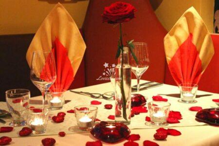 Romantic Candlelight Dinner At Vasant Kunj In South Delhi