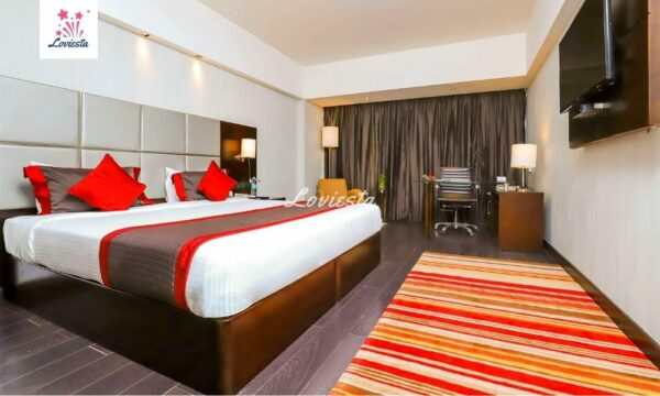 Romantic Staycation At Country Inn & Suits By Radisson Blu Gurugram
