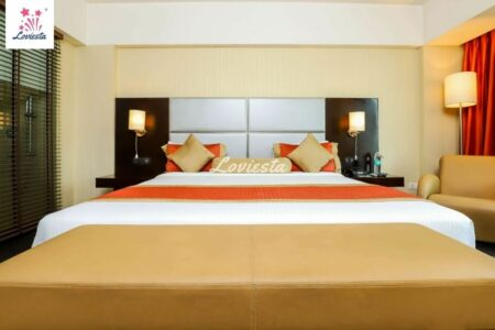 Romantic stay with candlelight dinner at sector 29 gurugram